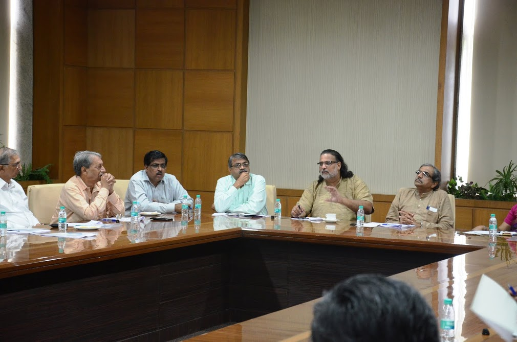 The 17th meeting of the High Level Dandi Monitoring Committee was held on 7th August 2014