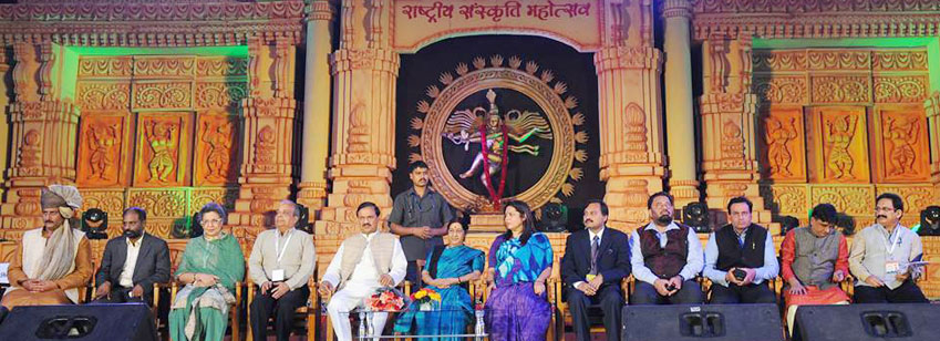 4th Day of Rashtriya Sanskriti Mahotsav at IGNCA in New Delhi