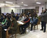 """Awareness Program/Workshop on """"The Sexual Harassment of Women at Workplace Act-2013"""" held on 4th January, 2018"""