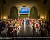 Inauguration ceremony of Ganga Danube Festival